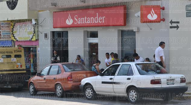 Banco, un riesgo para sus clientes