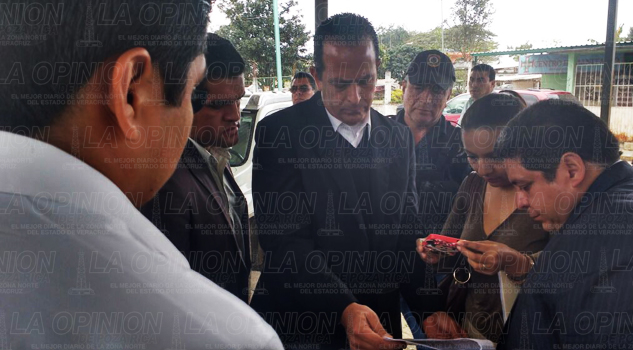 Bermúdez Zurita, preso por tráfico de influencias y abuso de autoridad