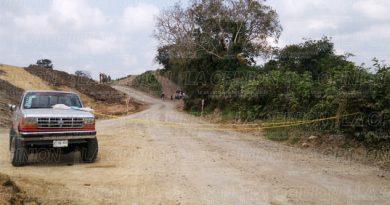 Bloquean trabajos de la autopista a Tampico