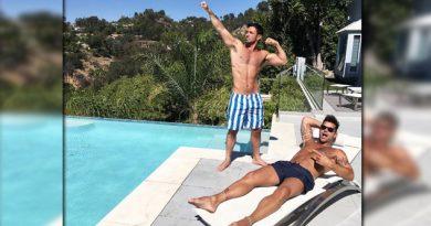 Boda de Ricky Martin durará tres días