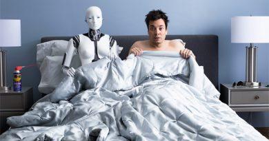 Como sería vivir con robots