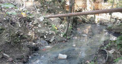 Colonos claman red de drenaje sanitario