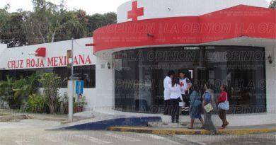 Cruz Roja, en crisis