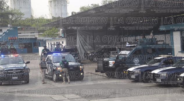 Delicuescente balean a policía en instalaciones de la Fuerza Civil