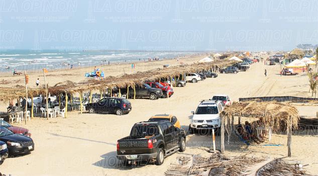 Delimitan zona costera federal