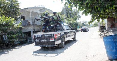 Demandan más seguridad en la Vicente Herrera