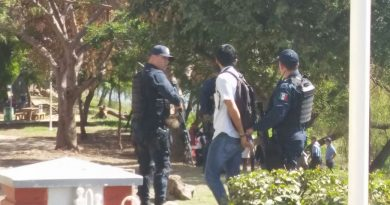 Detención Reportero Policiaco