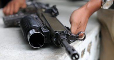 Detienen a integrantes de grupo armado