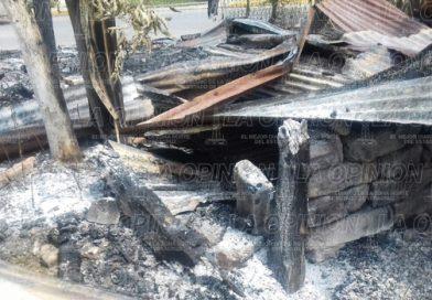 Detienen a mujer que incendió una casa