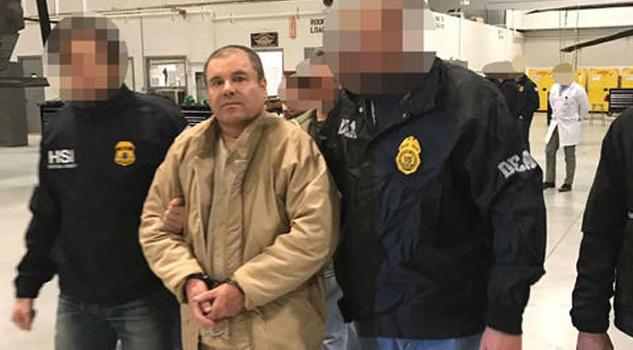 'El Chapo' comparecerá en Nueva York