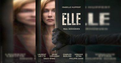 Goya a la Mejor Película Europea es para... 'Elle', de Paul Verhoeven