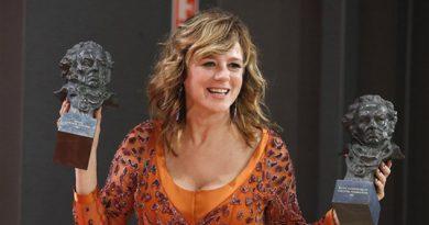 Emma Suárez brilla por su segundo Goya
