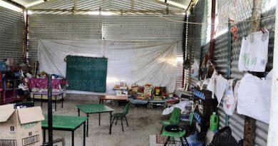 Esperan dictamen para saber si el preescolar Kaxanastua de ser cambiado de sitio