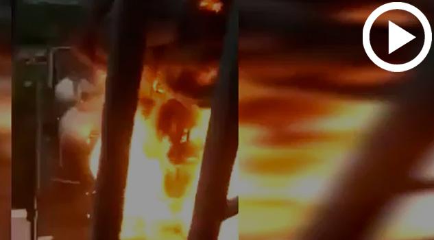 Explosión Flamanville Francia