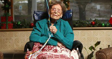 Fallece Adele Dunlap, la persona más longeva en EU