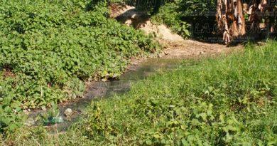 Fuga de aguas negras afecta a familias de dos colonias