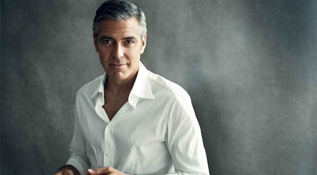 George Clooney recibirá el César de honor