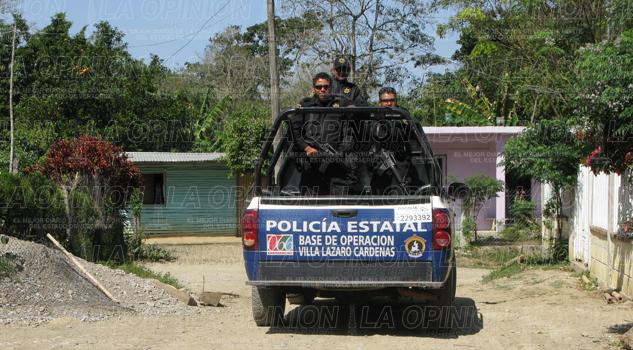 Hieren a policía durante asalto