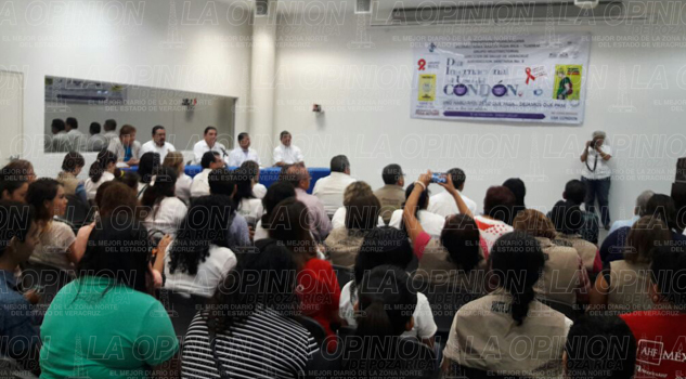 Informan a jóvenes sobre prevención de enfermedades de transmisión sexual