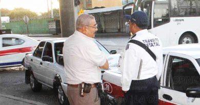 Investigan al delegado de Tránsito