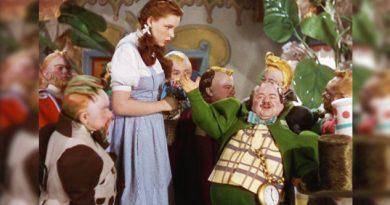 Judy Garland fue víctima de acoso sexual en el Mago de Oz