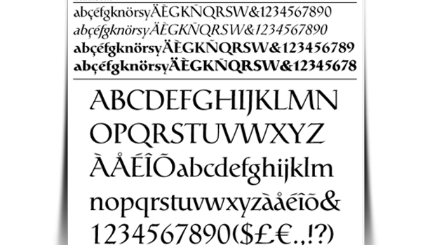 La era de las tipografías en dispositivos del futuro