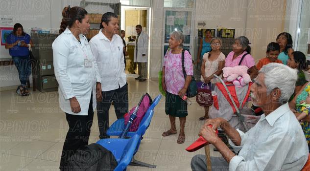 Llega otra directora al centro de salud Bicentenario