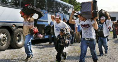 México carece de organización para el retorno de migrantes