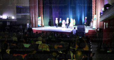 """Música y baile en el evento, """"Talentos Veracruzanos"""""""