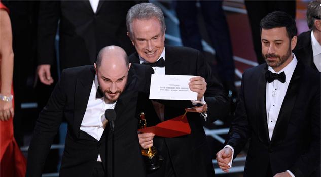 Merga ¡OSO! en los Oscar