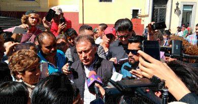 Miguel Ángel Yunes Linares Mesa Diálogo