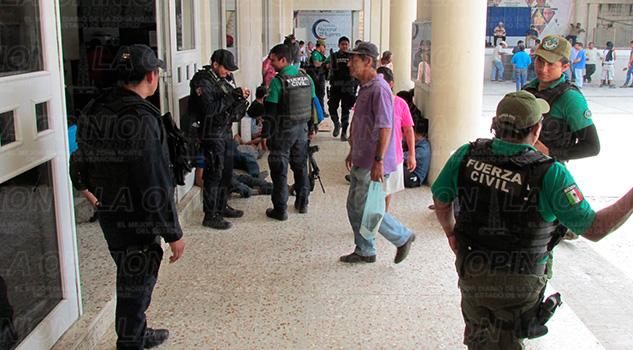 Movimiento de Liberación Veracruzano Integrantes
