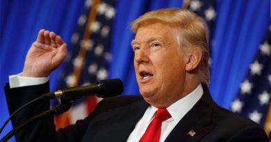 "Muro fronterizo ""será grandioso"": Trump"