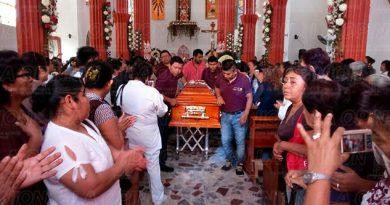 Padre Alejandro Misa Cuerpo Presente