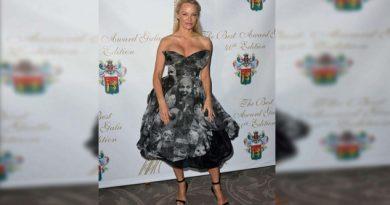 ¡OMG! Pamela Anderson sorprende con cambio de look