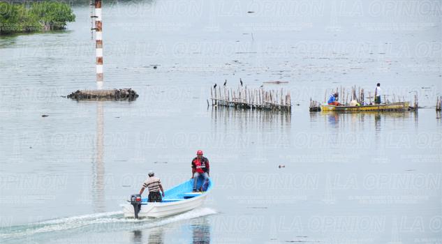 Pescadores, en el olvido