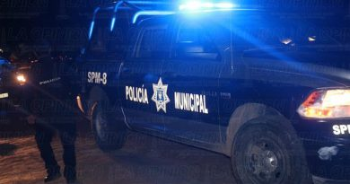 Policía baleó a su comandante
