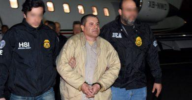 Protestan abogados del Chapo por condiciones de encarcelamiento