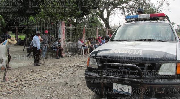 Renace pugna en El Guayabo