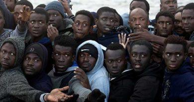 Rescatan a casi 3 mil inmigrantes en el Mediterráneo