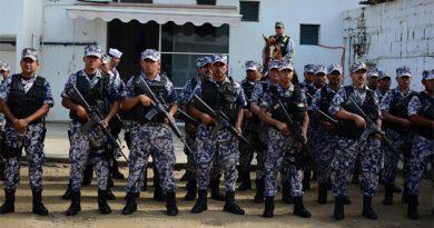 Sí viene la Gendarmería a Veracruz