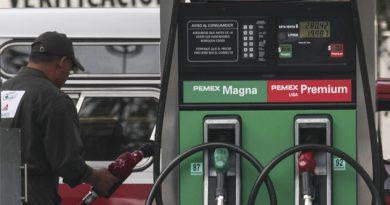 SHCP dará a conocer el precio de los combustibles para las próximas semanas