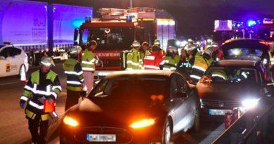 Sacrificó su Model S para salvar la vida de un conductor