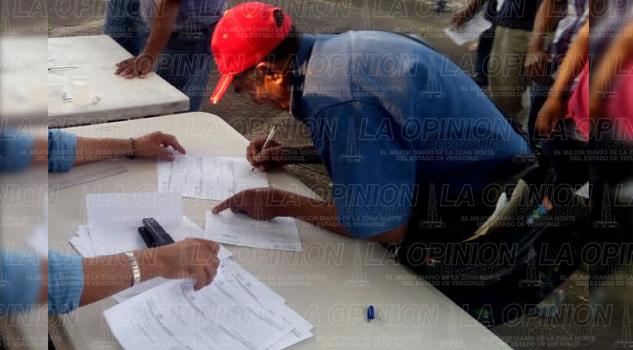 Suspenden encuestas por agresión a brigada