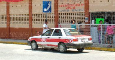 Taxistas aumentan precio del pasaje