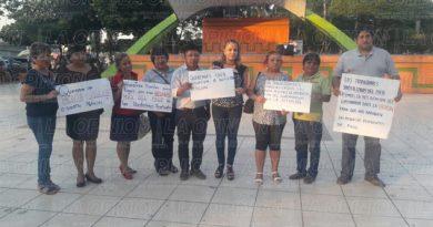Trabajadores del IVEA reclaman pagos que les adeuda SEFIPLAN