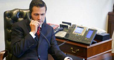 Trump humilló a Peña Nieto