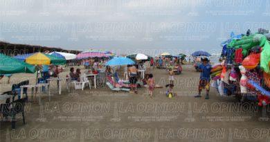 Turismo adopta playa tuxpeña