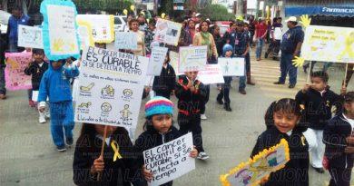 Urgen apoyos para combatir cáncer infantil