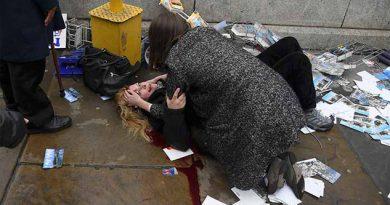 2 muertos y varios heridos tras ataque terrorista en Londres